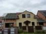 Přístavba střechy a přístřešek Hrušky