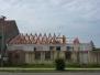 Vazníková střecha Hrušky